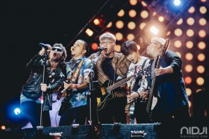 Nidji Live Photo by Hafiyyan Faza HIGH ISO-6424