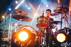 Nidji Live Photo by Hafiyyan Faza HIGH ISO-8099