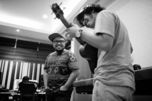 nidji5thalbum-recording-day-1-26