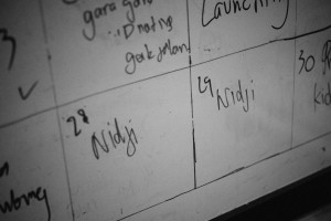 nidji5thalbum-recording-day-1-27