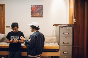 nidji5thalbum-recording-day-1-40